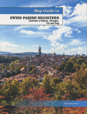 Map Guide to Swiss Parish Registers – Vol. 12 – Canton of ...